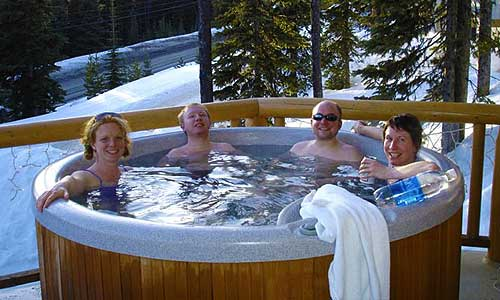 Winterize A Hot Tub